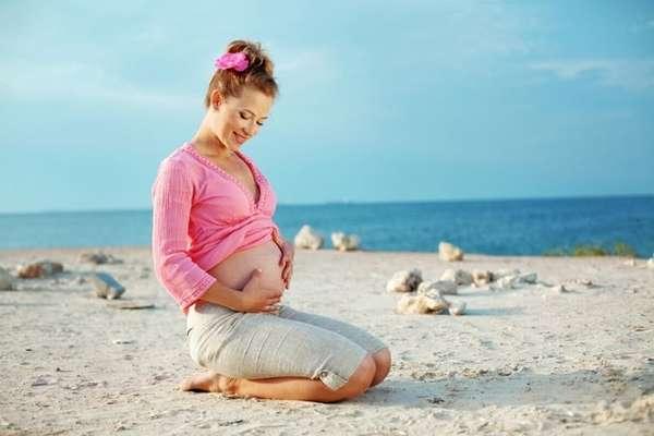 Посмотрите также видео о 22 неделе беременности.