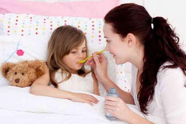 антибиотики при сильном кашле у детей