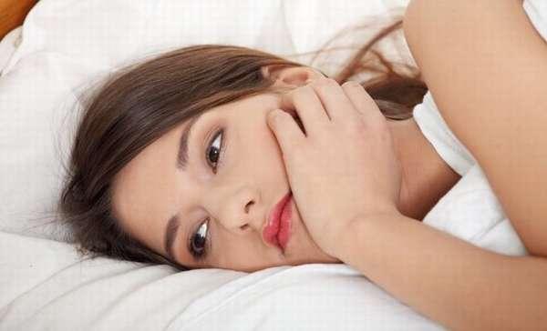 Появление усталости при разрыве кистозного образования яичника