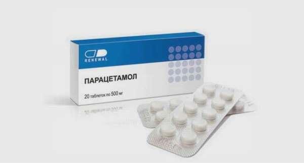 парацетамол детям дозировка в таблетках
