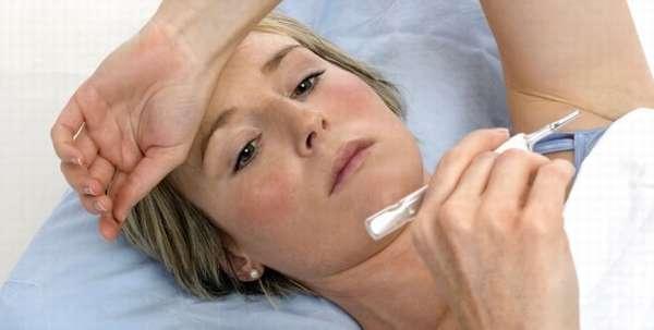 Температура тела поднимается при болях аппендицита
