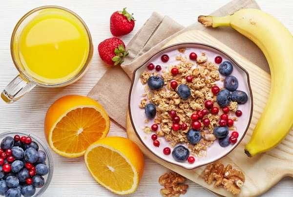 Правильное питание при подготовке к ЭКО
