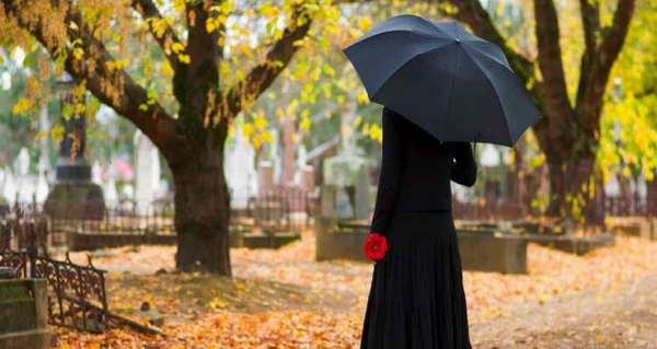 можно ли ходить на кладбище беременной женщине