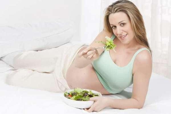 что категорически нельзя есть беременным