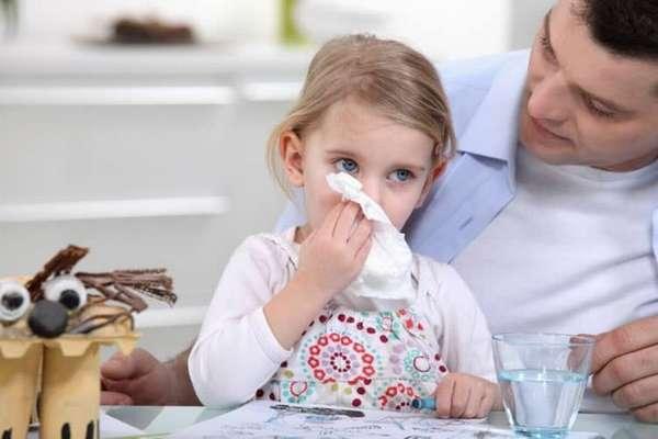 Вакцина Инфлювак детям: реакция на прививку
