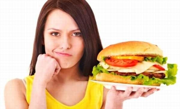 Злокачественные опухоли у девушки из-за несбалансированного питания