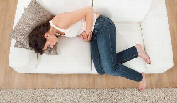 Загиб шейки матки причины и последствия