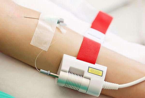 Облучение крови
