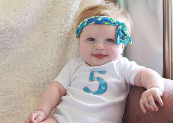 Все что умеет ребенок в 5 месяцев