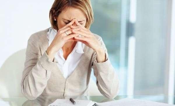 Депрессия при хроническом оофорите