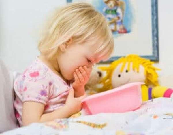 Рвота у детей без признаков температуры