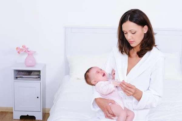 Как лечить опрелости у новорожденных на попе