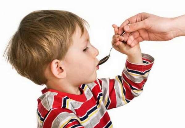 Как дают парацетамол сироп для детей