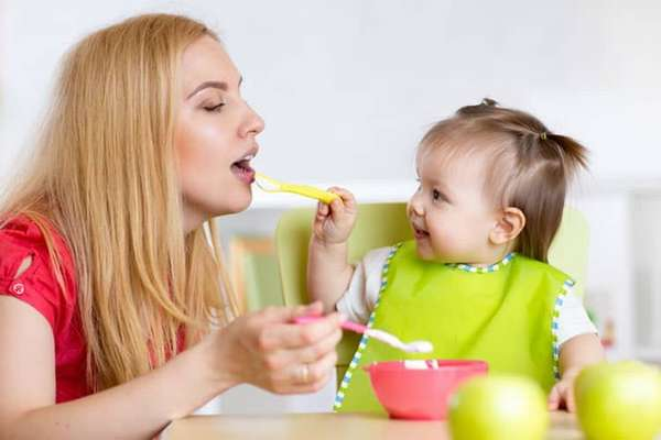 Какой рацион питания ребенка в 7 месяцев