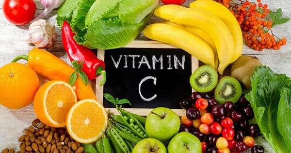 уровень аскорбинки - это цитрусовые, киви, яблоки, плоды шиповника, чёрную смородину, ягоды земляники, облепихи, рябины