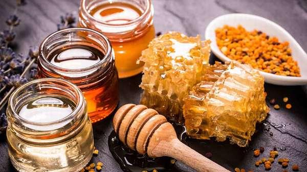 Микроэлементы организм получает из мёда