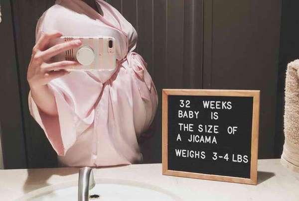 секс на 32 неделе беременности
