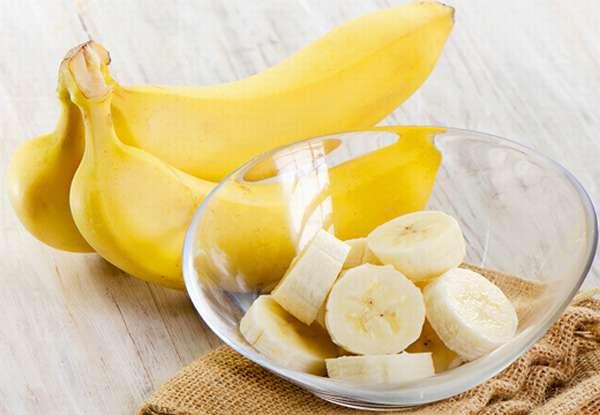 Бананы при поносе