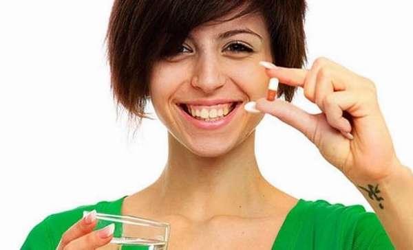Витаминная терапия при хроническом оофорите