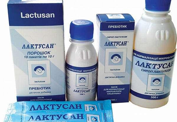 препарат Лактусан