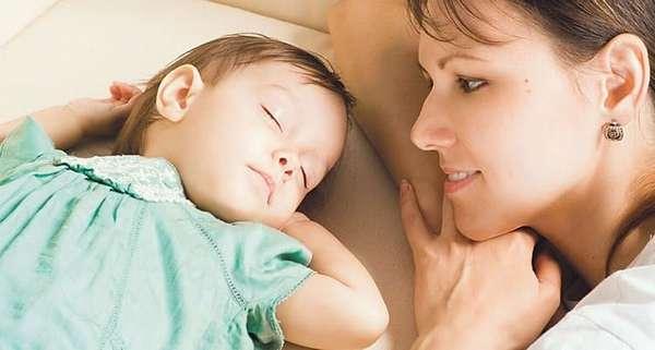 Если день малыша будет правильно наполнен, он охотно отправится спать.