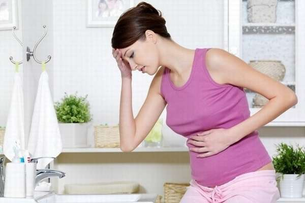 Болезненные ощущения в яичниках в момент беременности