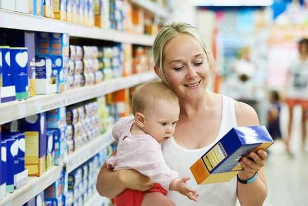 Все о том чем кормить ребенка в 7 месяцев