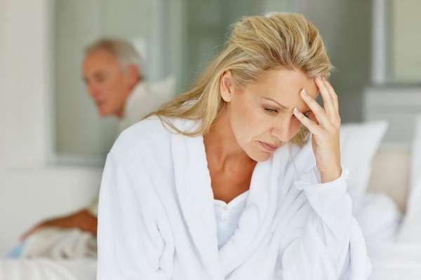 Синдром преждевременного (раннего) истощения яичников