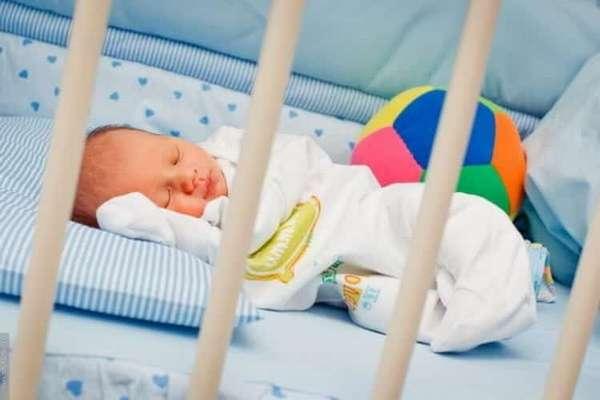 Все о том как должен спать новорожденный