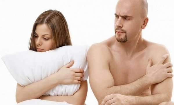 Боли во время секса при оофорите у женщины