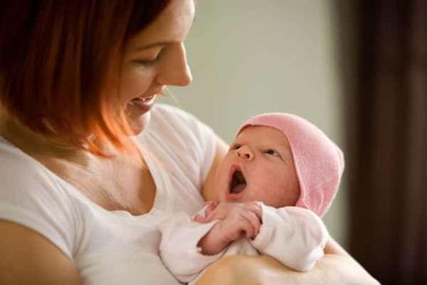 Аллергия у новорожденных: симптомы, лечение