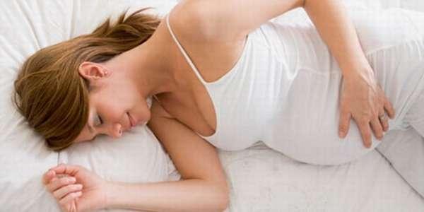 Беременность и боли в левом яичнике