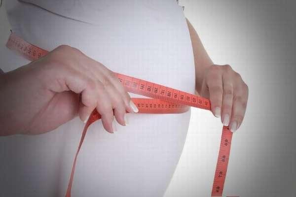 Избыточная масса женского тела
