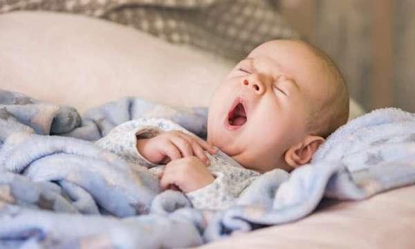 Все о том сколько спит ребенок в 3 месяца