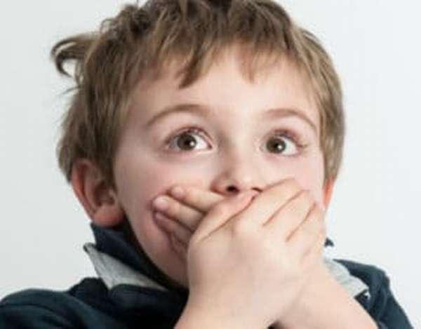 Причины частой икоты у детей