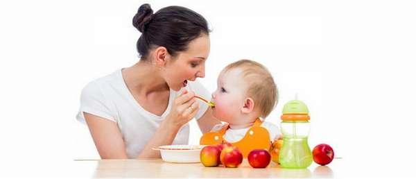 Какой должен быть рацион питания ребенка в 11 месяцев
