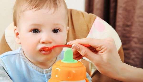 Рецепт супа для малыша