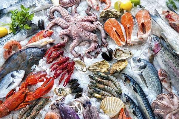 Морепродукты для иммунитета являются незаменимыми