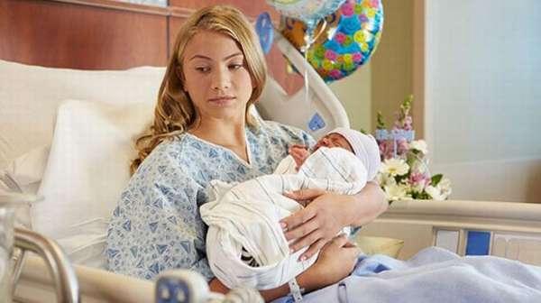 Появление кисты яичника после родов