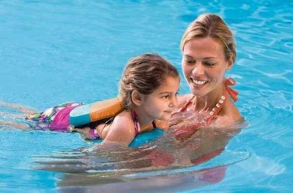 как научить ребенка плавать в 6 лет