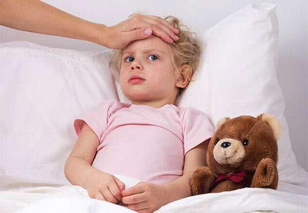 заболел ребенок