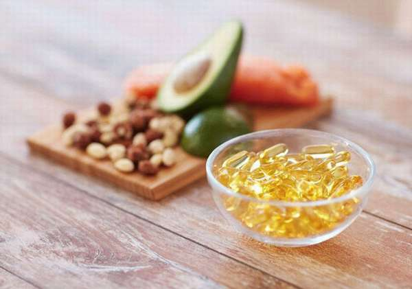 рыбий жир антиоксиданты