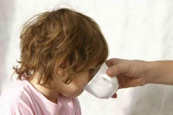 кашель с рвотой у ребенка без температуры