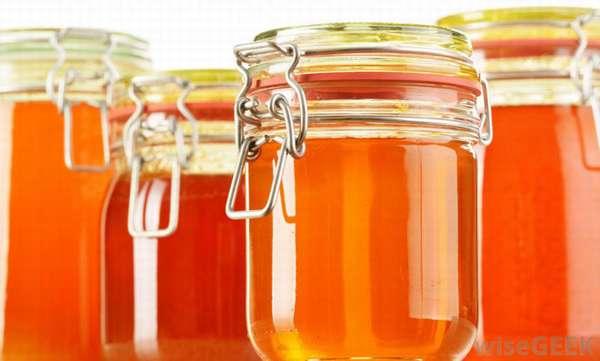 гречишный мед сожержит много железа