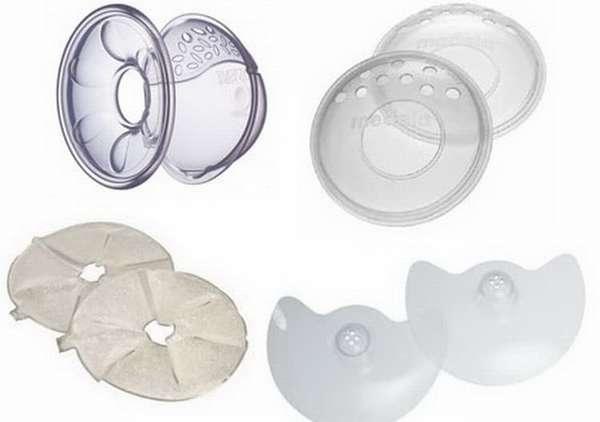 Какие силиконовые накладки на грудь бывают