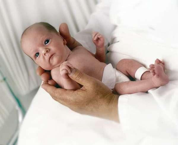 Как проявляется анемия у детей до года