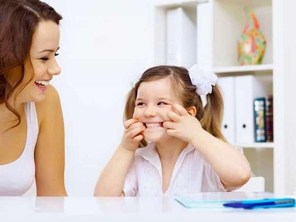 как быстро научить ребенка говорить,