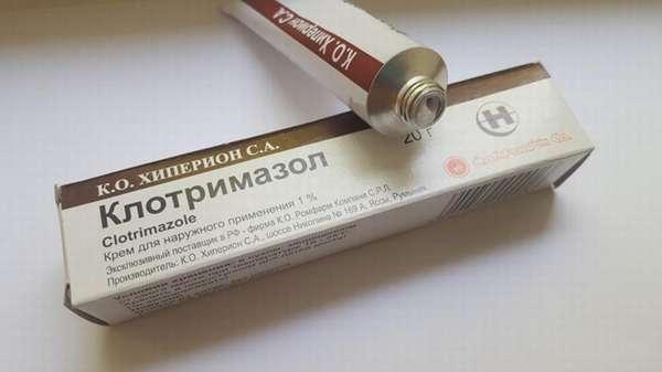 Крем (таблетки) Клотримазол от молочницы для женщин