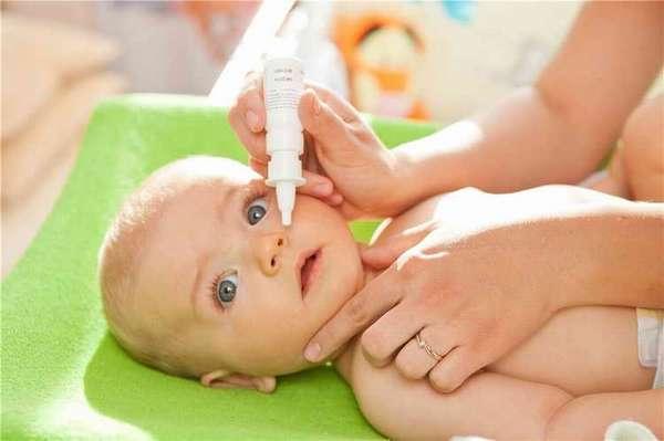 лечение отита без антибиотиков у детей