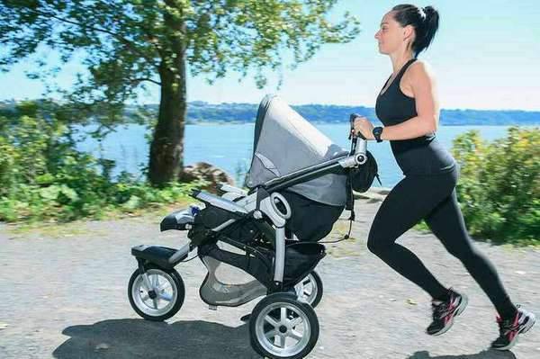 похудеть после родов в домашних условиях